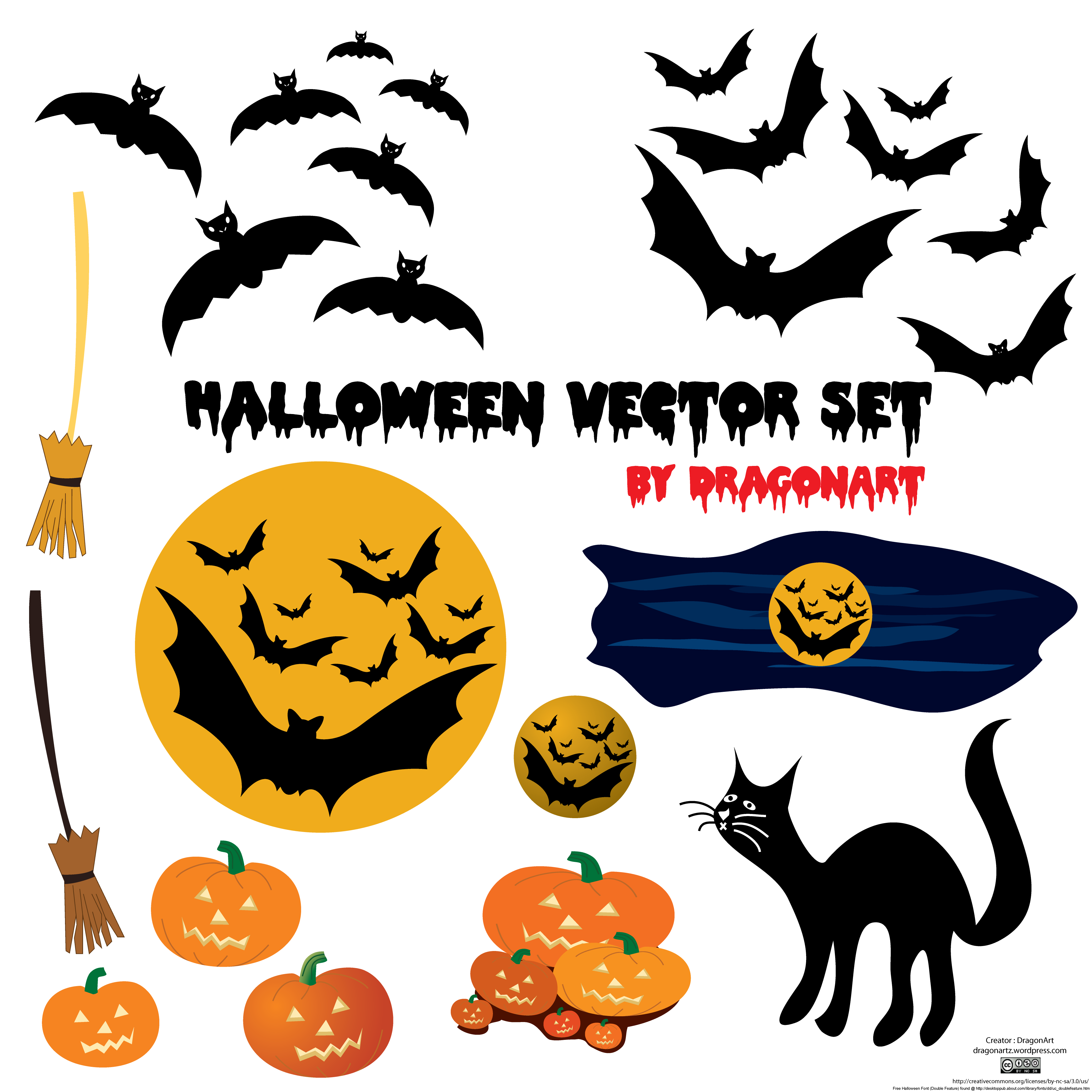 Free vector halloween clipart picture free Free Halloween Vector, Download Free Clip Art, Free Clip Art on ... picture free