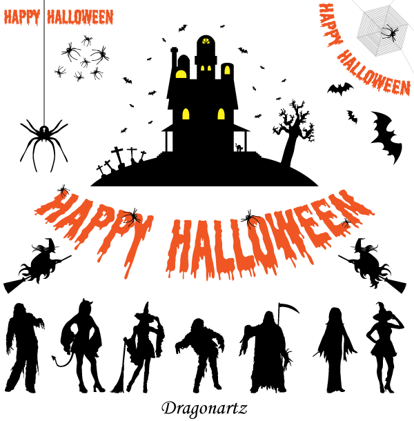 Free vector halloween clipart image royalty free stock Free Free Vector Halloween, Download Free Clip Art, Free Clip Art on ... image royalty free stock