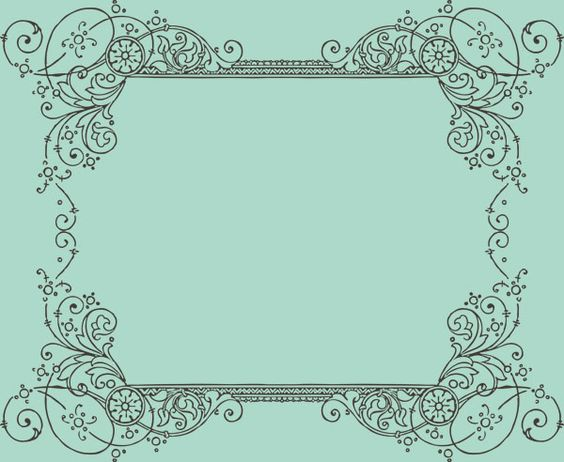 Free vintage clipart for commercial use jpg royalty free FREE: Vintage Frames Borders & Ornaments | Free Stuff 1 - (1 of 2 ... jpg royalty free