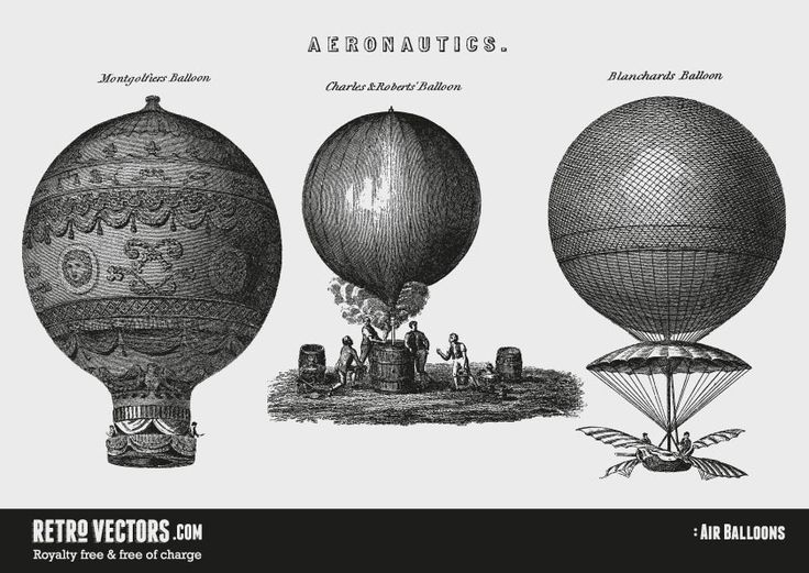 Free vintage clipart for commercial use clip art transparent download 17 Best images about Retro Vectors | Air balloon, Balloons and ... clip art transparent download