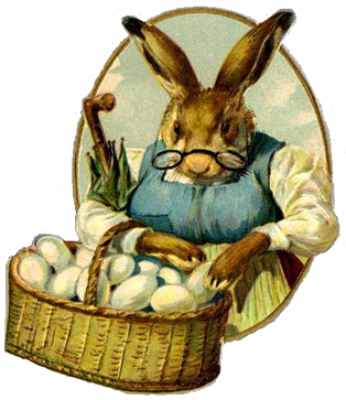 Free vintage easter egg clipart stock Free Clip Art from Vintage Holiday Crafts » Blog Archive » Free ... stock