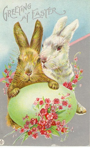 Free vintage easter egg clipart picture library Free Clip Art from Vintage Holiday Crafts » Blog Archive » Free ... picture library