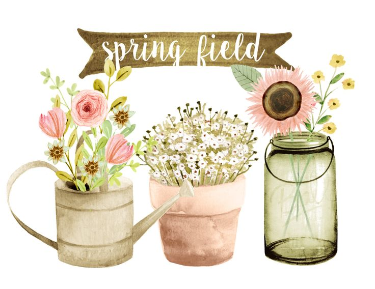 Free vintage spring clipart picture free library Spring clip art vintage - 15 clip arts for free download on EEN picture free library