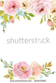 Free watercolor floral bushel clipart vector transparent 11 Best Clip Art images | Flowers, Water colors, Watercolor Painting vector transparent