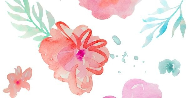Free watercolor flower clipart png transparent download Enjoy This Free Tropical Watercolor Flower Clip Art by Angie Makes ... png transparent download