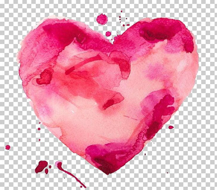 Free watercolor hearts png clipart clip art transparent Watercolor Painting Heart Stock Illustration PNG, Clipart, Free To ... clip art transparent