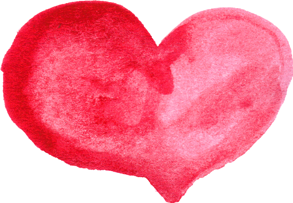 Free watercolor hearts png clipart clip freeuse library HD Red Heart Png Transparent Onlygfx Com - Water Paint Heart Png ... clip freeuse library