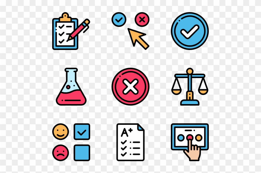 Free website icons clipart transparent stock Test Icons Free Science - Web Design Icon Png Clipart (#992730 ... transparent stock