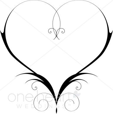 Black and whitw wedding clipart png royalty free stock Wedding Clip Art Black And White Border | Clipart Panda - Free ... png royalty free stock