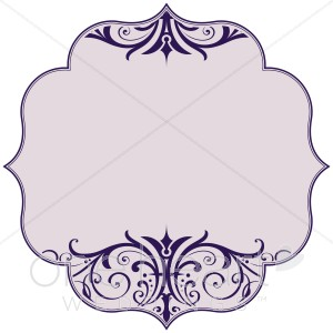 Free wedding clipart teal and purple png royalty free download Wedding Borders, Borders for Wedding Stationery, Wedding Border ... png royalty free download