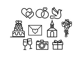 Free clipart wedding. Vector art downloads