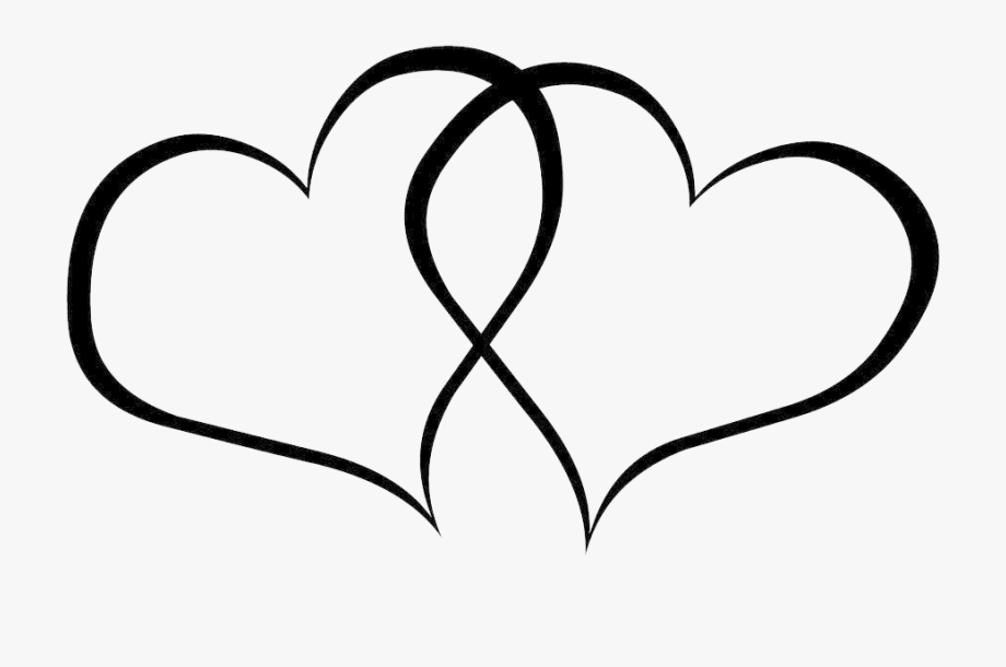 Banner hearts engagement . Free clipart wedding