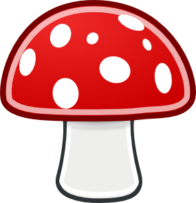 Free whimsical black and white mushrooms png free clipart png free Cute mushroom drawing clipart images gallery for free download ... png free