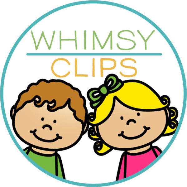 Whimsical o clipart banner free stock Whimsy Clips Teaching Resources | Teachers Pay Teachers banner free stock