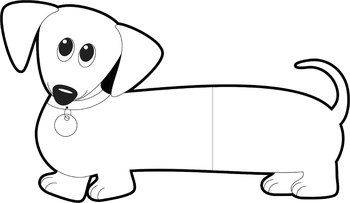 Wieners on a stick clipart banner freeuse download Dog Clip Art: Dachshund Dog (Wiener Dog / Sausage Dog) | Basset ... banner freeuse download