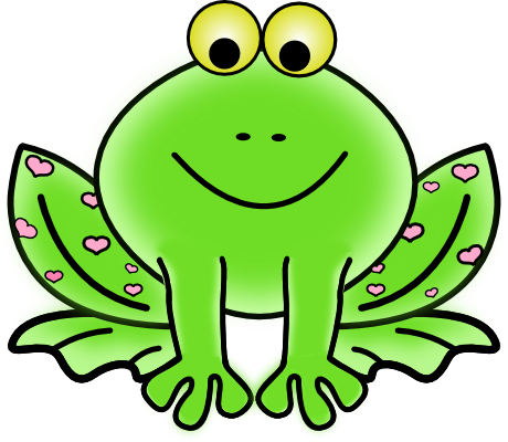 Frog peeking clipart svg library Free Free Wildlife Clipart, Download Free Clip Art, Free Clip Art on ... svg library