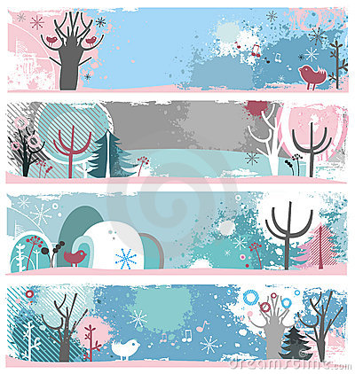 Free winter clipart banners royalty free download Winter Banners Clipart Banner For Graphics - Clipart1001 - Free Cliparts royalty free download