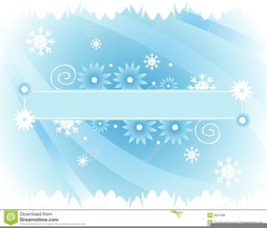 Free winter clipart banners clip transparent library Free Winter Clipart Banners | Free Images at Clker.com - vector clip ... clip transparent library