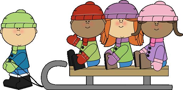 Winterchildren clipart free png 73+ Free Winter Clipart | ClipartLook png