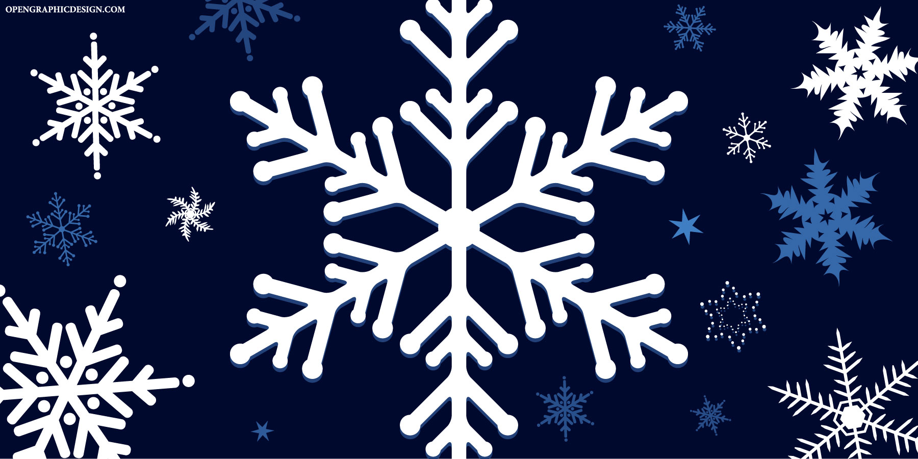 Free winter graphics clipart picture black and white Free Vector Snowflakes, download winter snow flakes clip art, winter ... picture black and white