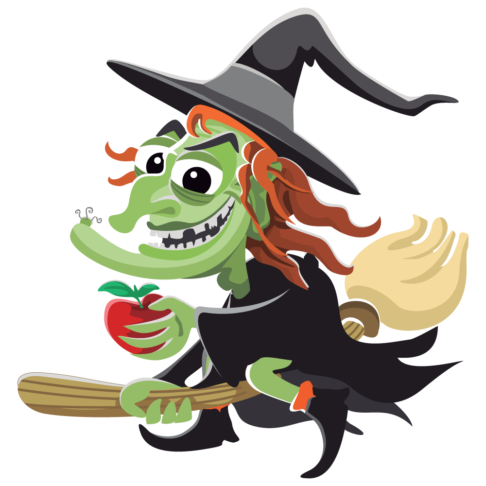 Funny witch clipart vector royalty free download Free Witch Cliparts, Download Free Clip Art, Free Clip Art on ... vector royalty free download