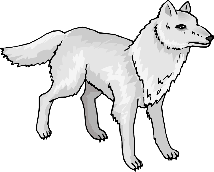 Wolf images free clipart svg freeuse stock Free Wolf Cliparts, Download Free Clip Art, Free Clip Art on Clipart ... svg freeuse stock