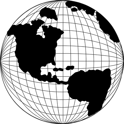 Free world globe clipart black and white png royalty free download Globe clipart black and white free images png 5 - ClipartPost png royalty free download
