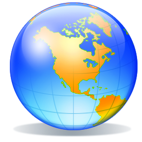 Free world map globe clipart svg freeuse World Globe Map Clipart - Clipart Kid svg freeuse