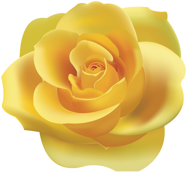 Free yellow flower clipart svg transparent library Rose Yellow Clip art - yellow rose 600*554 transprent Png Free ... svg transparent library