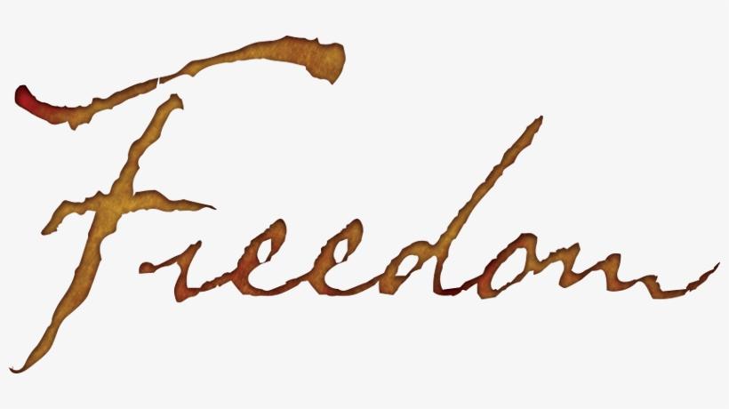 Freedom logo clipart jpg royalty free library freedom\' Logo Design - Freedom Clipart Transparent PNG Image ... jpg royalty free library