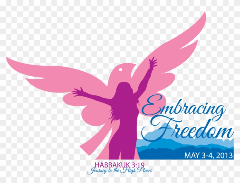 Freedom logo clipart jpg freeuse library Women S Conference Finallogo - Freedom Woman Clipart Png ... jpg freeuse library
