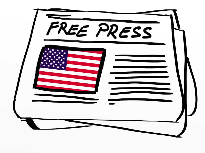 Freedom of the press clipart jpg black and white download Freedom of press clipart 4 » Clipart Station jpg black and white download