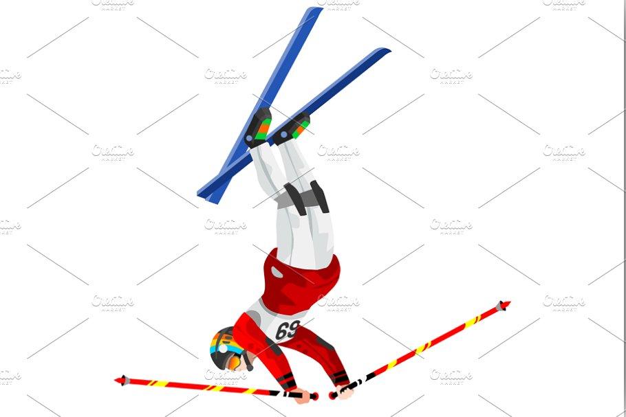 Freestyle clipart jpg freeuse stock Freestyle Clipart Ski Jumping jpg freeuse stock