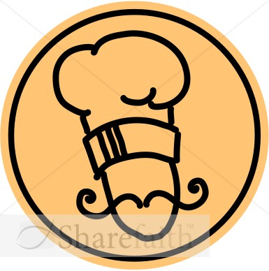 French chef clipart jpg freeuse download Humorous French Chef | Church Food Clipart jpg freeuse download