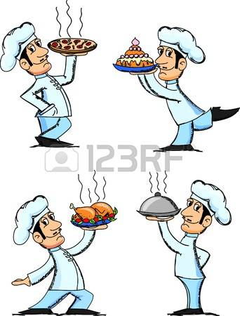 French chef clipart svg library stock 7,684 French Chef Stock Vector Illustration And Royalty Free ... svg library stock