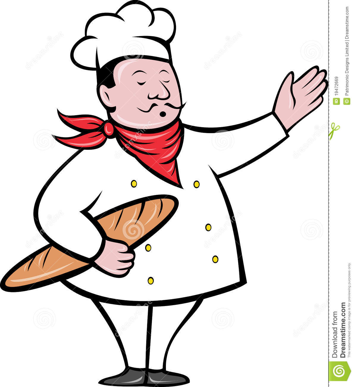 French chef clipart jpg transparent French Pastry Chef Clip Art – Clipart Free Download jpg transparent