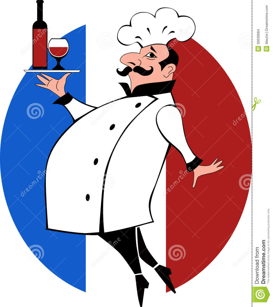 French chef clipart graphic free French Chef Stock Images - Image: 30639684 graphic free