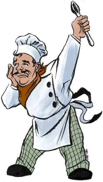 French chef clipart clipart transparent download French Chef Clipart - Clipart Kid clipart transparent download