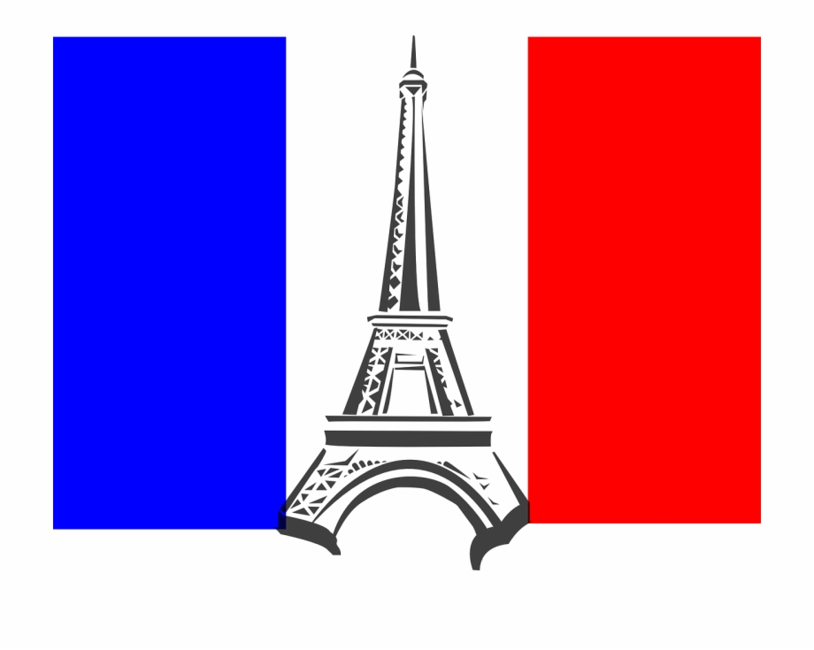 French eiffel tower clipart image freeuse stock Eiffel Tower - Clipart France Flag | Transparent PNG Download ... image freeuse stock
