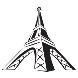 French eiffel tower clipart svg free download Eiffel Tower Clipart | LoveToKnow svg free download