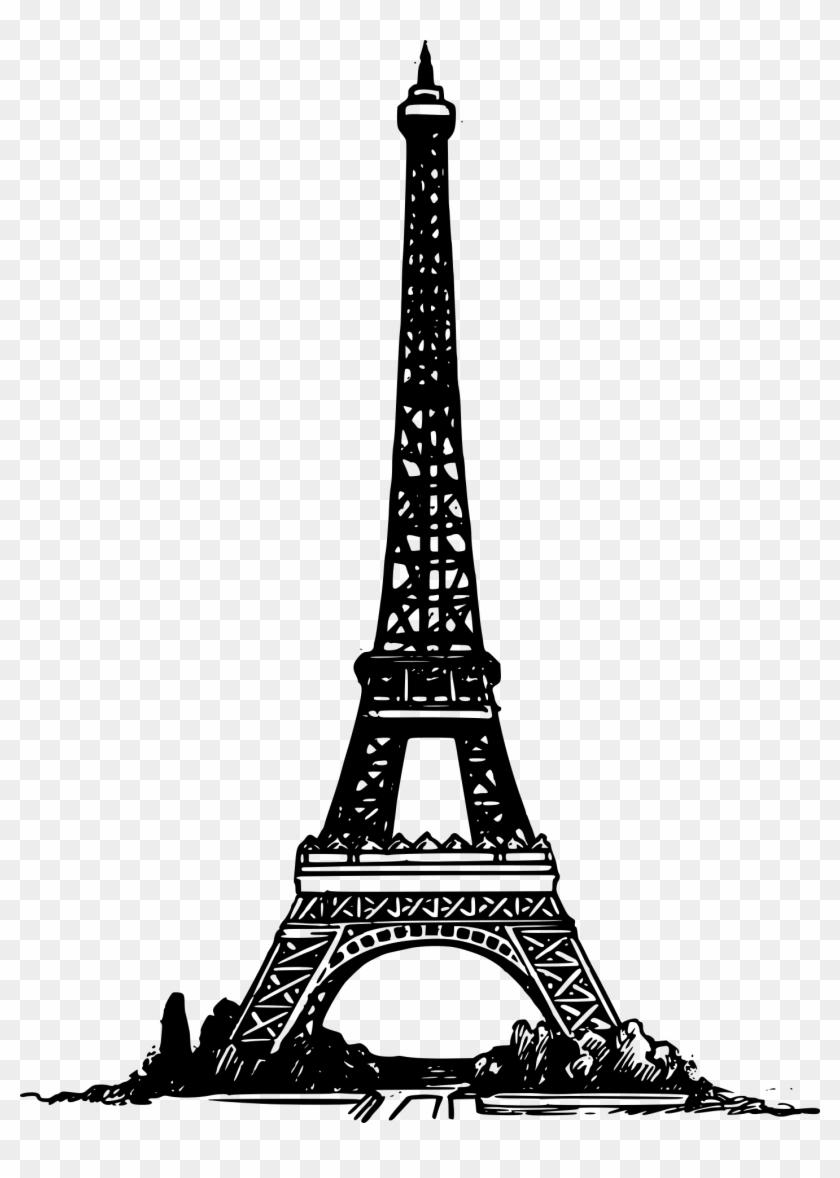 French eiffel tower clipart clip freeuse library France, Eiffel Tower France Landmark Paris Tower E - Eiffel Tower ... clip freeuse library