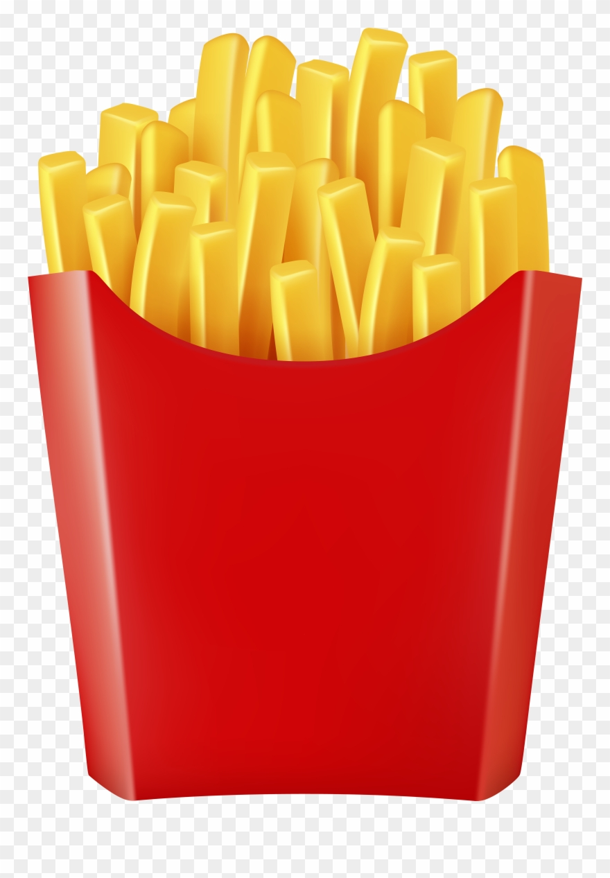 French fry clipart clipart jpg free French Fries Transparent Image Clipart (#2644510) - PinClipart jpg free