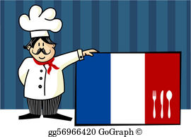 French restaurant clipart clip art French Cuisine Clip Art - Royalty Free - GoGraph clip art