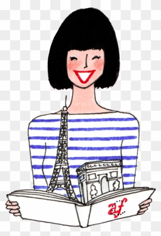 French woman clipart banner freeuse stock Free PNG French Girl Clipart Clip Art Download - PinClipart banner freeuse stock