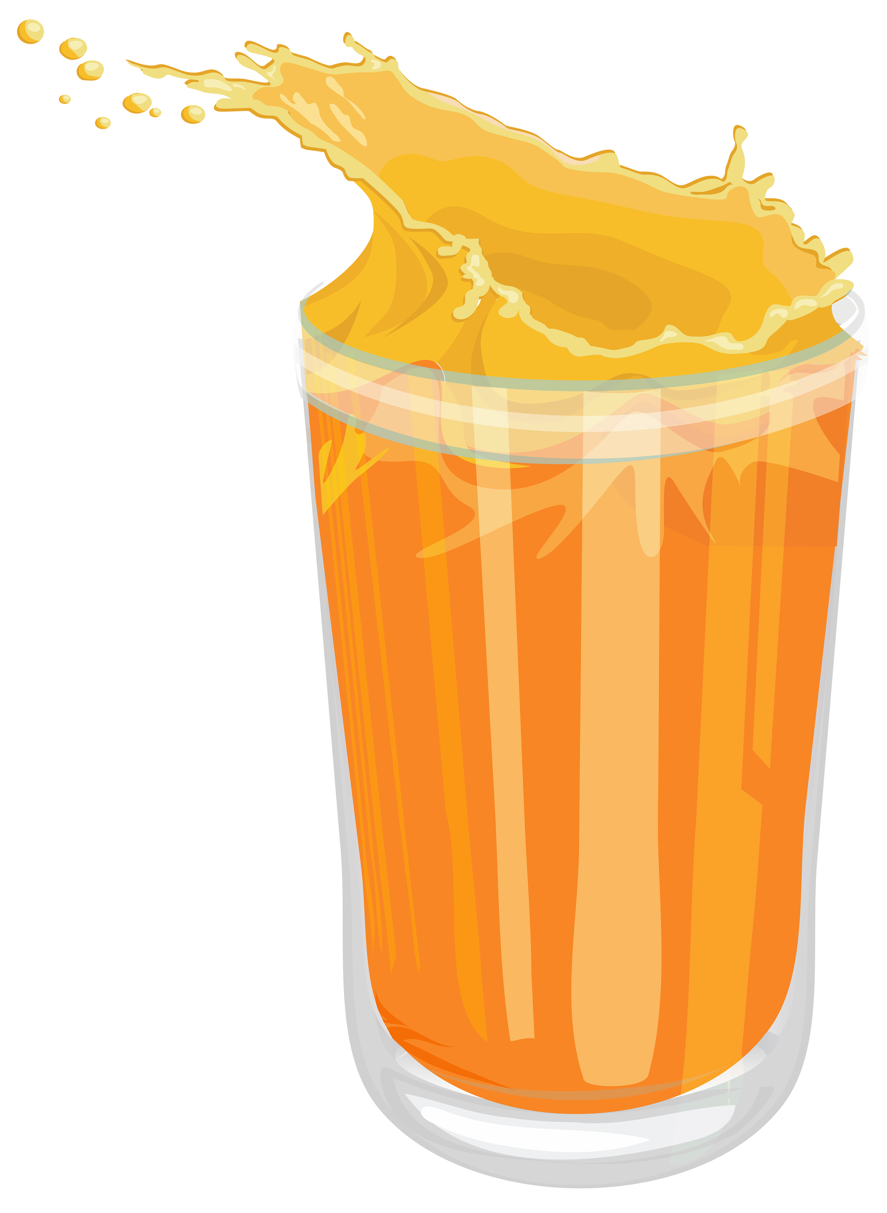 Fresh juice clipart vector library stock Fresh Orange Juice PNG Clipart - Best WEB Clipart vector library stock