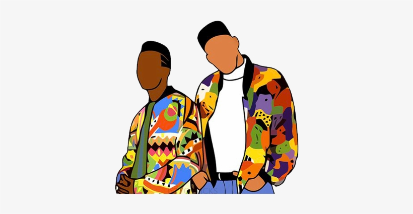 Fresh prince of bel air clipart transparent clip royalty free library Bel Air Boys Prince Of Bel Air, Fresh Prince, Dope - Fresh Prince Of ... clip royalty free library