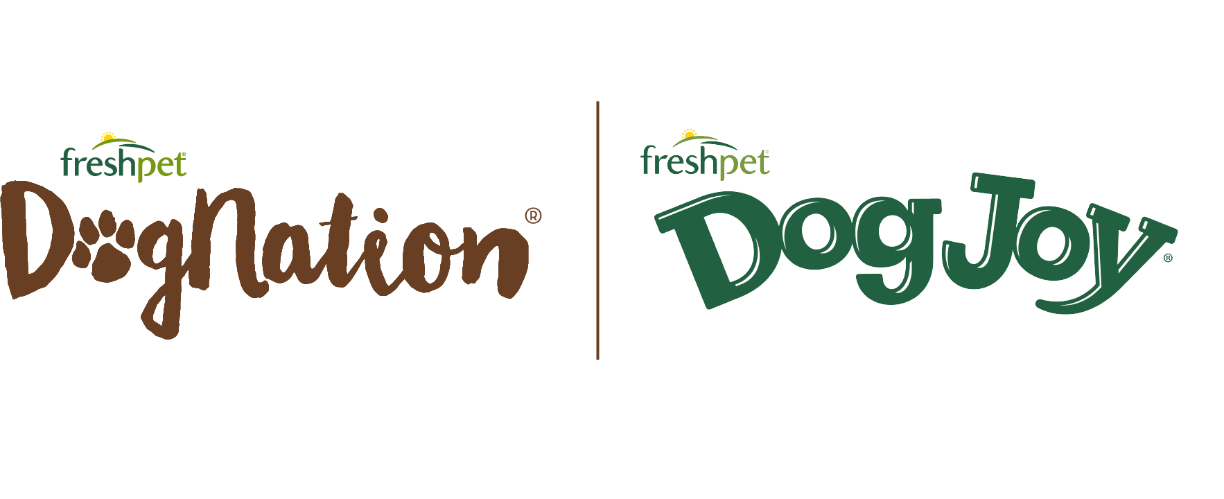 Freshpet logo clipart graphic library download Freshpet Healthy Dog Treats For Training And Snacking graphic library download