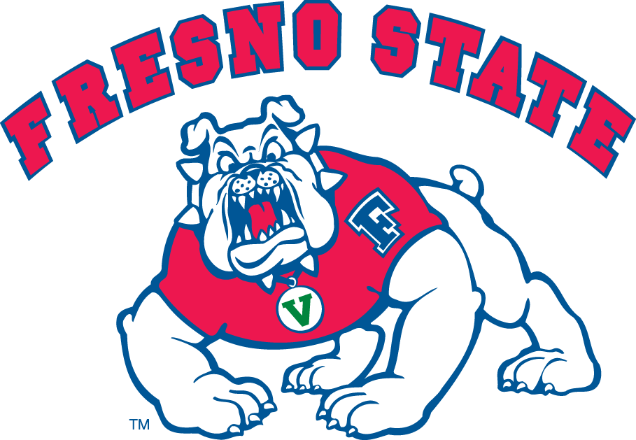 Fresno state clipart logo jpg