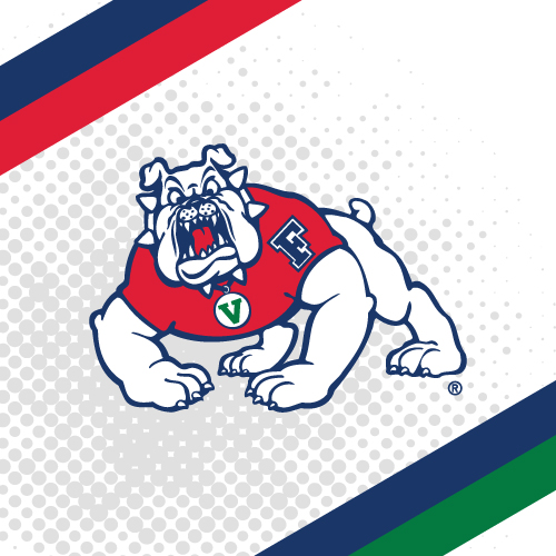 Fresno state clipart logo jpg black and white Fresno State - College Teams - Logo - Product Categories black and white