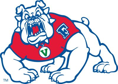 Fresno state clipart logo jpg graphic royalty free stock Fresno State Bulldogs Logo | College Football Logos | Pinterest ... graphic royalty free stock